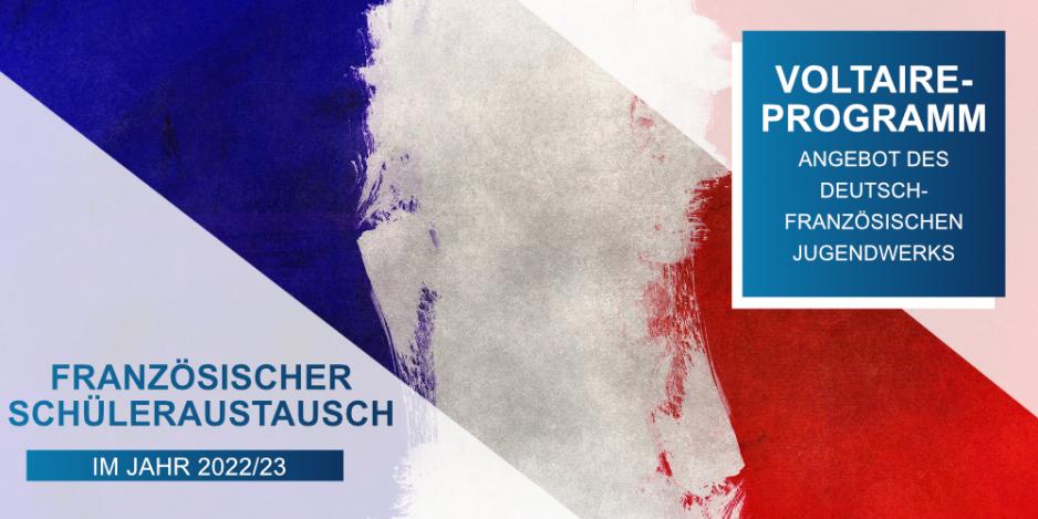 Angebot: Französischer Schüleraustausch