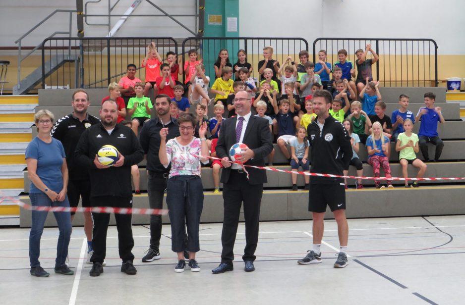 """""""Sport frei!"""": Start des Sportzentrums"""