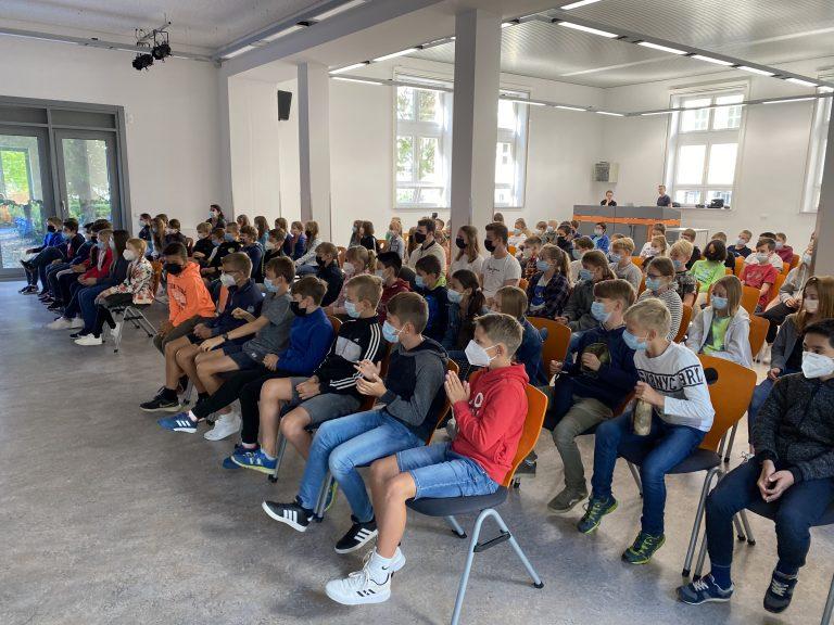 Herzlich willkommen im neuen Schuljahr 2021/22!
