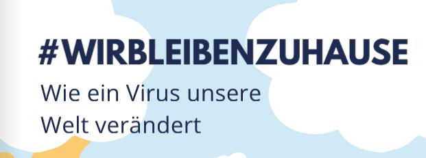"""""""Besondere Zeiten # WirbleibenZuhause"""""""